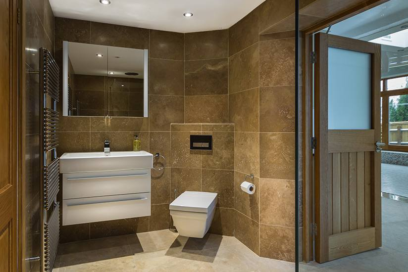 Design Installation Lakeland Tile Bath